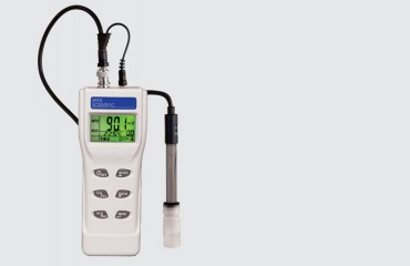 Advanced pH Meter grey