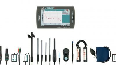 Labquest2 with Various sensors