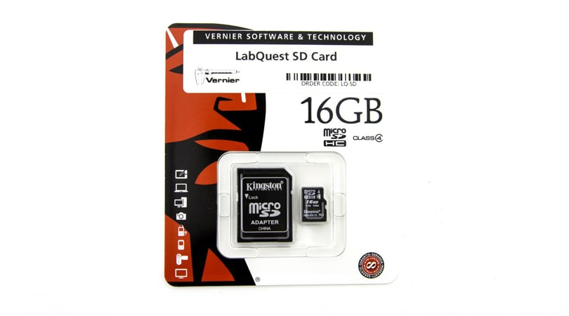 SD Card 4GB