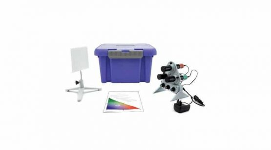 Additive Colour Synthesis Apparatus