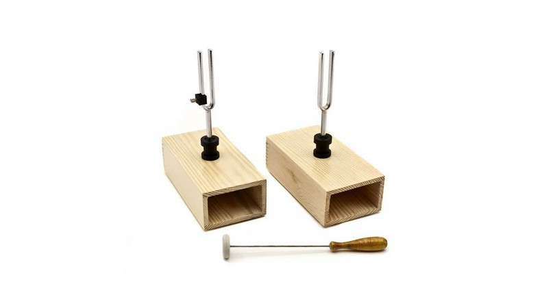 Couple of Tuning forks