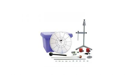 Device to Study Rotational Motion