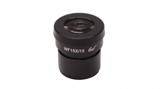 Eyepieces (pair) WF15x/15 mm