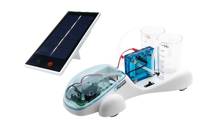 HYDROCAR Solar Hydrogen Car