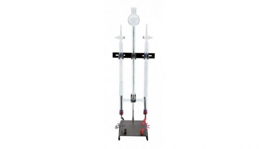 Hofmann's Voltmeter with Carbon Electrodes