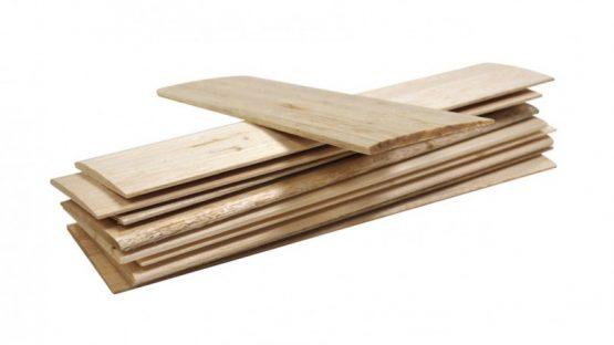 KidWind Aerofoil Balsa Blade Sheets