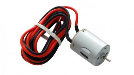 KidWind High Torque Generator with Wires