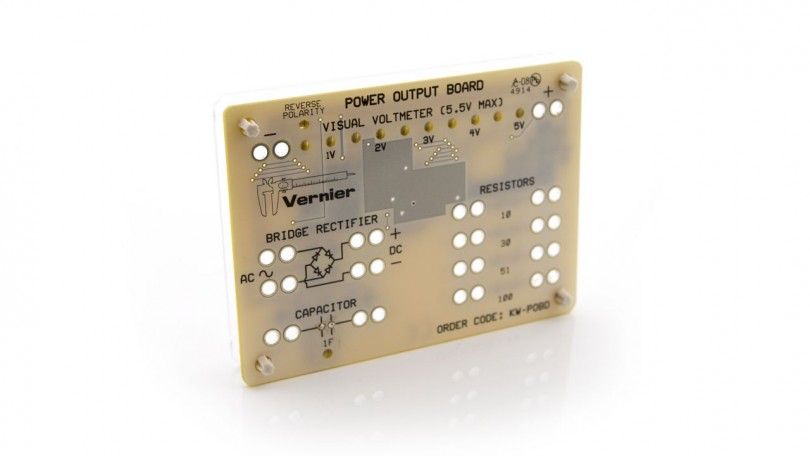 KidWind Power Output Board