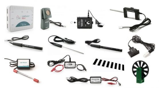 LabQuest Mini Physics Deluxe Package