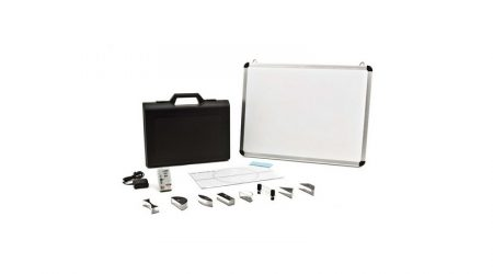 Magnetic Version of Geometrical Optics Kit with Magnetic Board