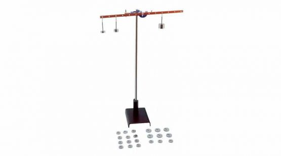 Rod for Levers with Stand