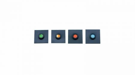 Set of 4 Interferential Filters