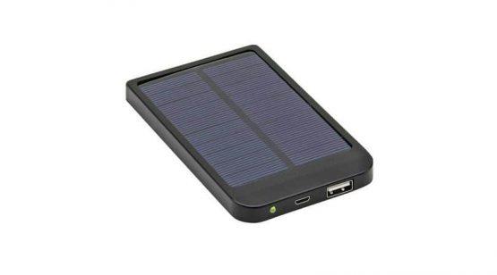 Solar battery pack