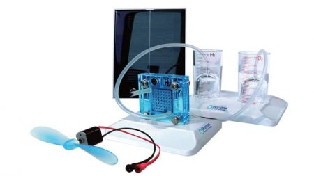 Solar Hydrogen Science Kit