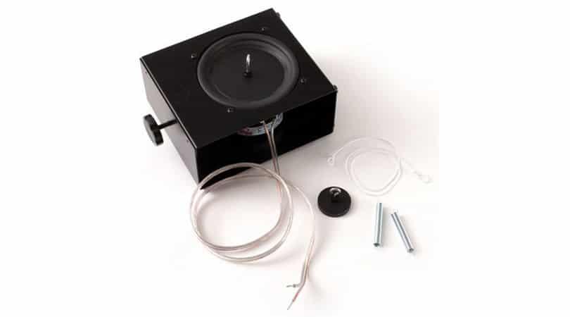 Vernier Power Amplifier Accessory Speaker