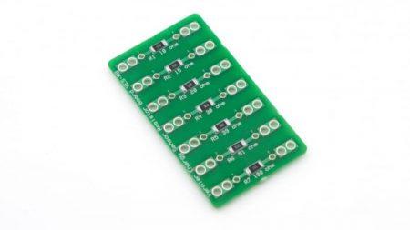 Vernier Resistor Board