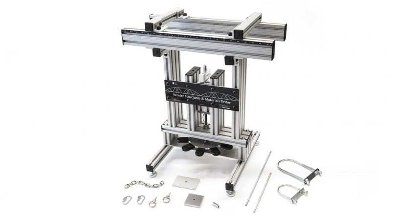 Vernier Structure and Materials Tester