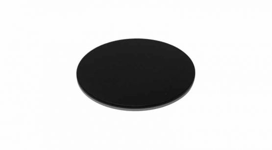 White/black object-plate