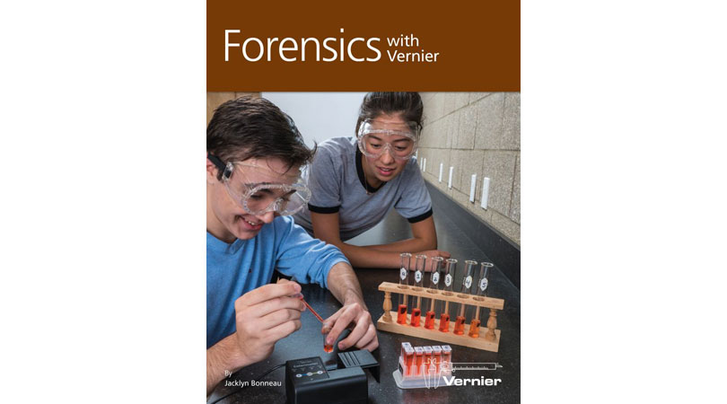 Forensics with Vernier