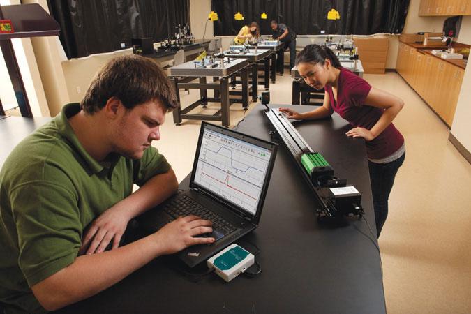 LabQuest Mini Advanced Physics Mechanics