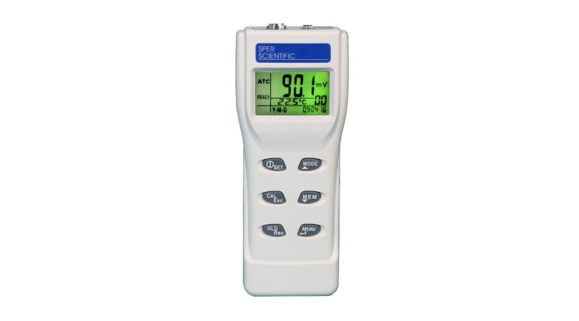 Advanced pH Meter