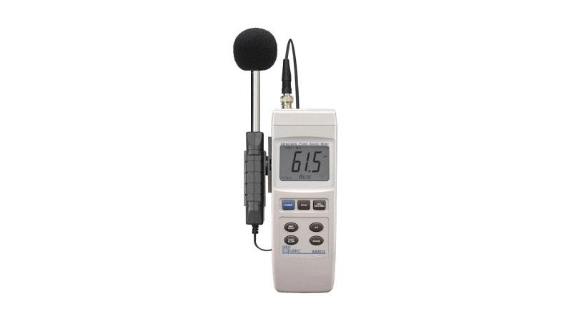 Detachable Probe Sound Meter