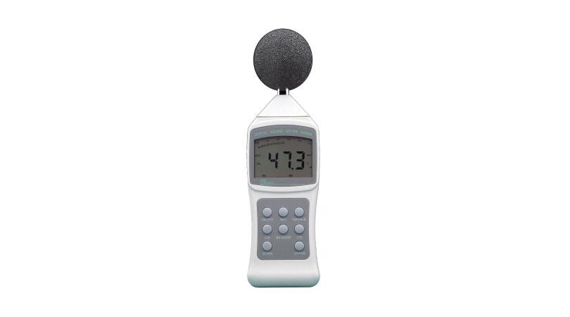Graphic Display Sound Meter