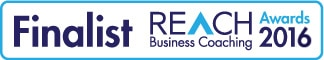 Reach Business Coaching Award Finalist 2016