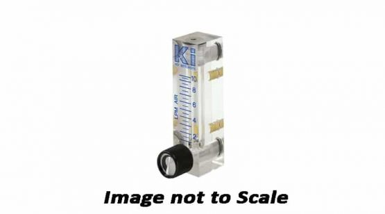 Series FR2000 Acrylic Flowmeter