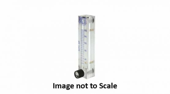Series FR4000 Acrylic Flowmeter