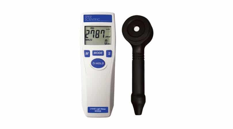 UVA-B Light Meter