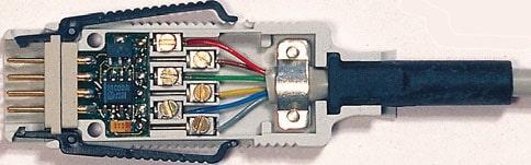 Almemo Connector