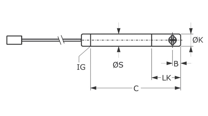 Digital Vane Anemometer with micro snap-on head