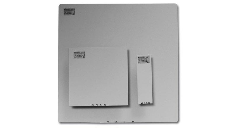 Heat Flow Plate