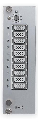 Almemo Selector swtich board U-A10 thin