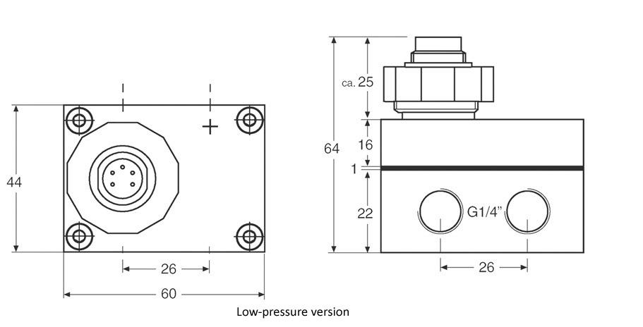 FDA602D0X_differential_pressure_transmitter_technical