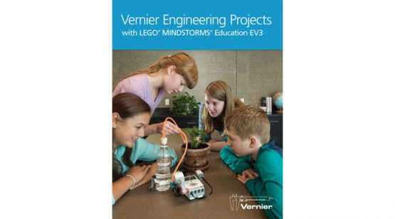 Vernier Engineering Projects with Lego Mindstorms Education EV3