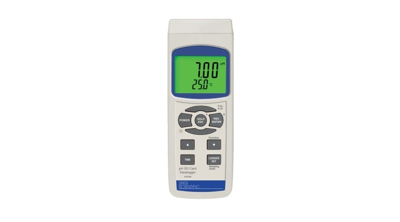 pH SD Card Datalogger