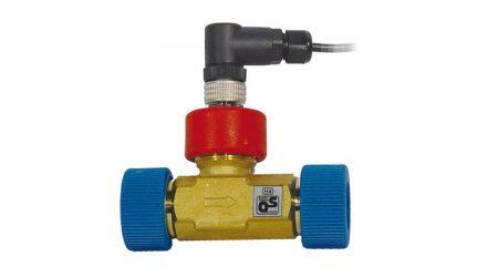 Axial Turbine Flowmeter for Liquids FVA915VTH
