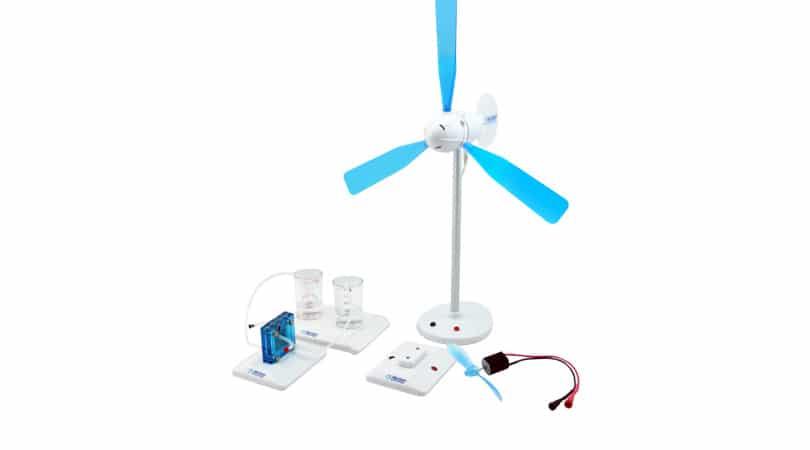 Wind to Hydrogen Science Kit
