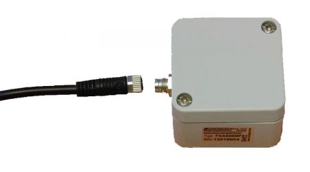 Capacitive Moisture Content Sensor
