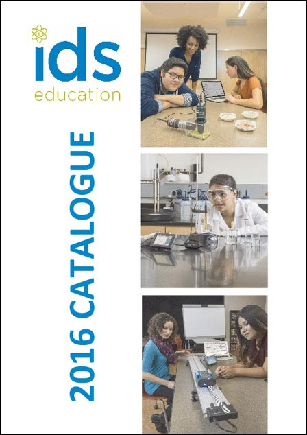 2016 Education Catalgoue Front Cover