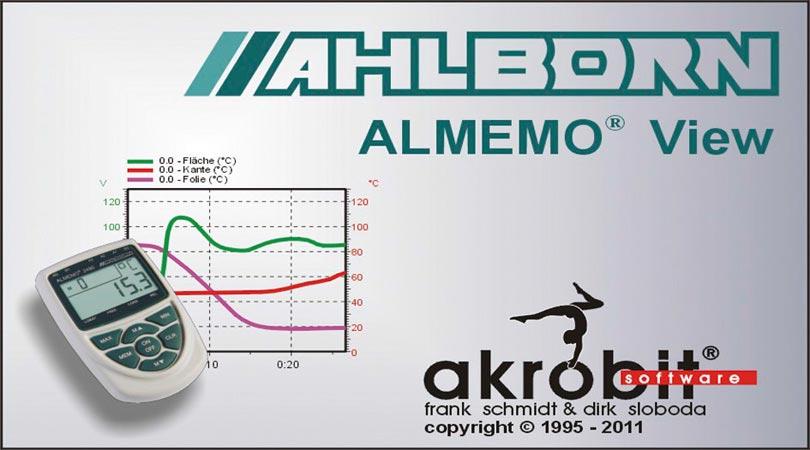 Ahlborn_Almemo_View_Software