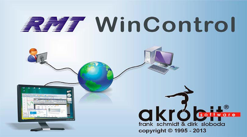 Remote WinControl software Akrobit
