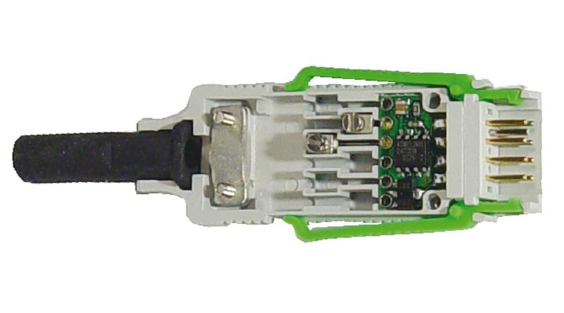 ALMEMO connector for thermocouples