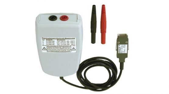 ALMEMO measuring module for types K J and T thermocouples