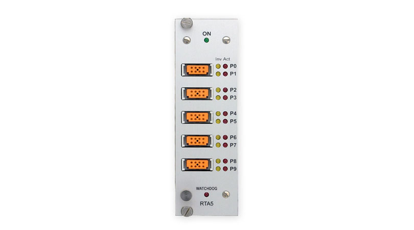 Almemo Trigger Output Interface