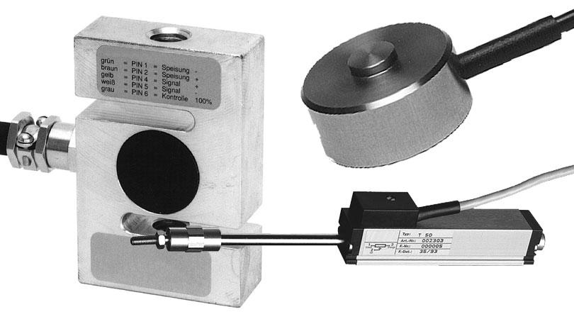 Displacement Sensors