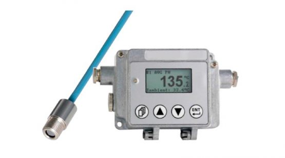 Ahlborn Infrared transmitter for measuring surface temperature