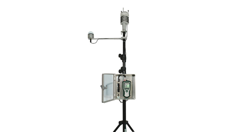 Mobile Weather Station
